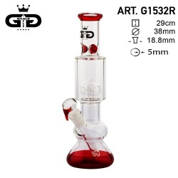 Grace Glass | Taj Mall Red | 29cm