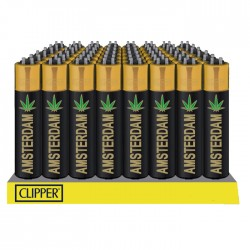 Lighter | Clipper | Amsterdam Gold | Refillable