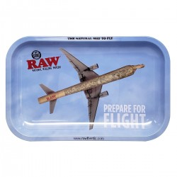 RAW Prepare for flight | Rolling tray | Medium