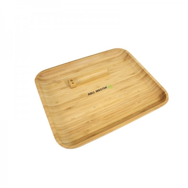 Bamboo Roll master rolling tray Medium