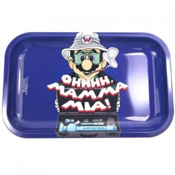 Ohh Mama Mia rolling tray | Medium