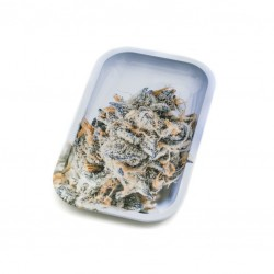 Girl Scout Cookies Strain rolling tray   Medium