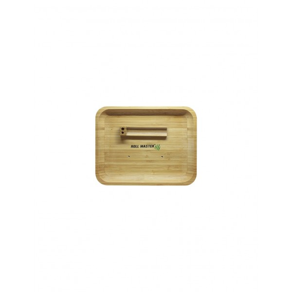 Bamboo Roll Master rolling tray Small