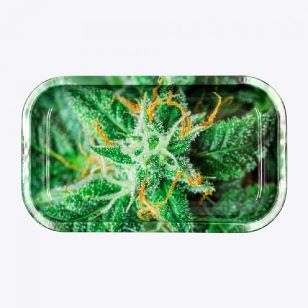 AK 47 Strain rolling tray | Medium