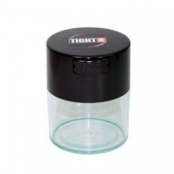 Tightvac 0.29L | Black | Vacuum jar