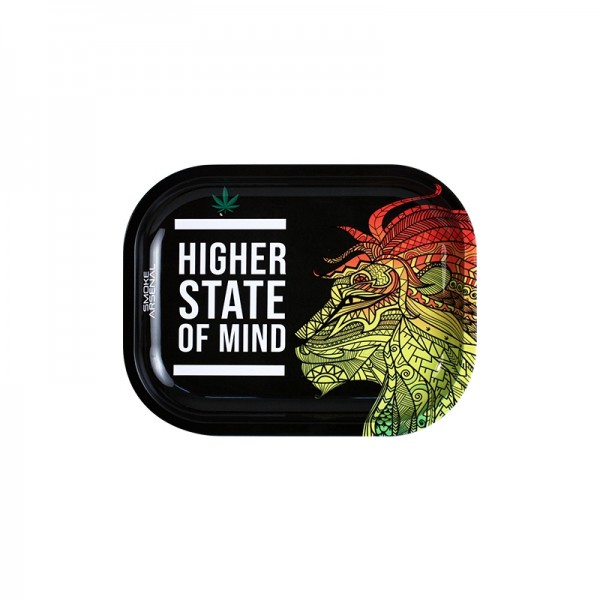 Higher state of mind rolling tray | Small