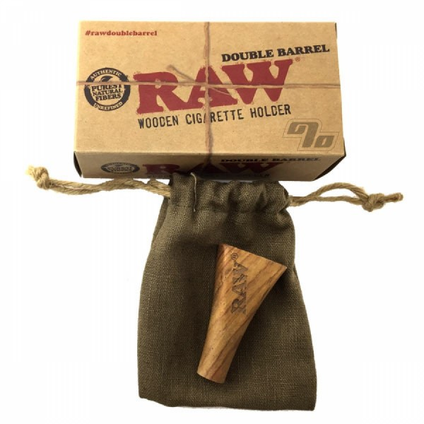 RAW Double Barrel | Joint holder