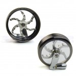 Metal mill grinder | 55mm | 4 Part | Different colors
