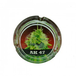 Ashtray | AK 47 | glass