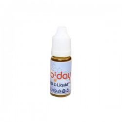 CBD E-Liquid Apple 50mg | Cibiday | 10 ml