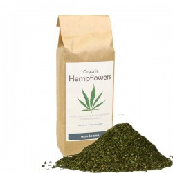 Hemp Leaves | Tea | MediHemp | 40 gr