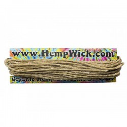 HempWick | 3,05m/10 ft | Thin