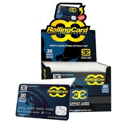 Credit Card Rolling Papers