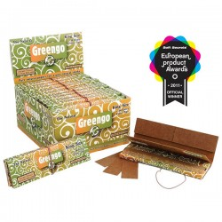 Greengo King Size Papers 2in1 BOX (24pcs)