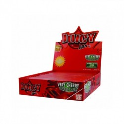 Juicy Jay's Kingsize Very Cherry | Box 24 Pcs