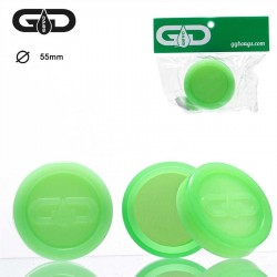 Grace Glass Dabs Green Silicone Jar Ø:55mm