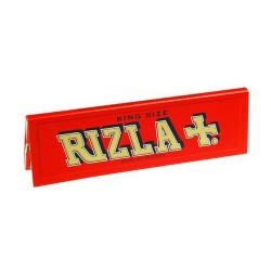 Rizla Red Kingsize Standard Burn
