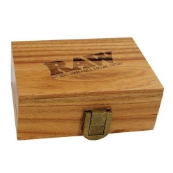 Raw box | wood | 129x58x86 mm