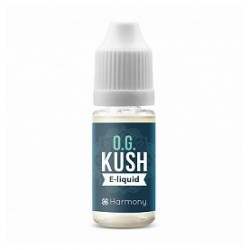 Harmony OG Kush E-Liquid | 10ml | 0mg CBD