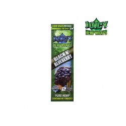 Juicy Hemp Wraps Black N' Blueberry