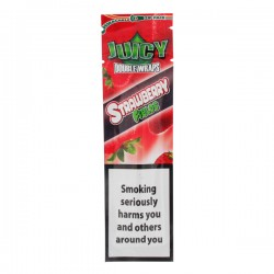 Juicy Hemp Wraps Strawberry Fields